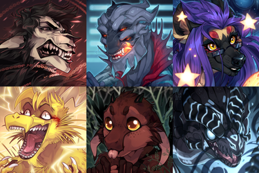ICON commissions by MLarty