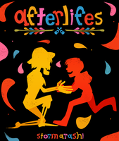 Coco: Afterlifes Cover by Aileen-Rose