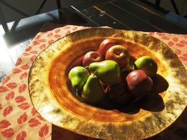 Fruit Bowl HDR by Caligari-87