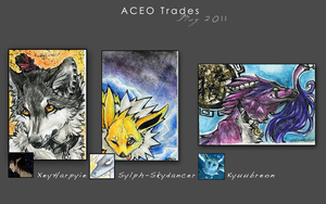 ACEOS: May2011 by WhiteSpiritWolf
