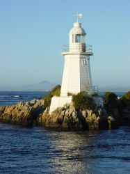 Hells Gates Lighthouse by ashzstock