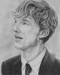 Benedict 5 by Gin85