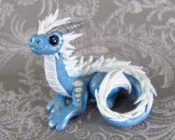Frost Dragon by DragonsAndBeasties