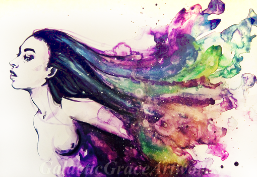 Nebula by GalacticGraceArtwork