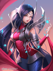Irelia by Gumae