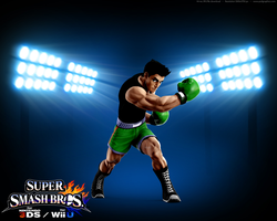 Super Smash Bros. Wii U / 3DS - Little Mac by Legend-tony980