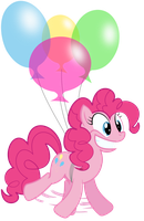 Pinkie Pie Fly by frozenfish696