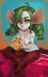 Let Her Eat by Ehryel