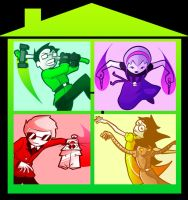 Homestuck by Video320