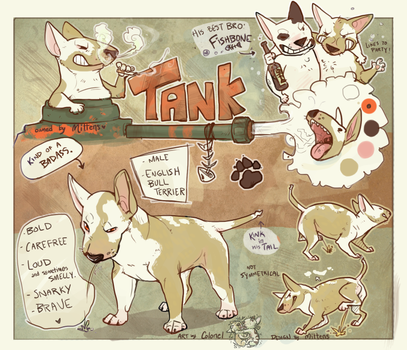 Tanker by colonel-strawberry