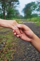 will you marry me?? by robertsen