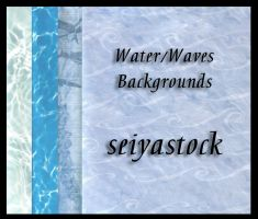 Water Paper Background by seiyastock