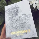 Vonn Sketchbook 2015 - 2016: Now Available! by Tvonn9