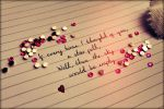 If every time I thought of you... by Tammy--J