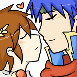 Pit x Ike.. by SparxPunx