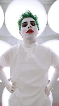 Joker Dentist by UnknownVerve