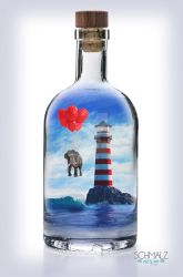 In A Bottle by justhat1girl