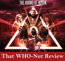 That WHO-Nut review: The Horns of Nimon by SavageScribe
