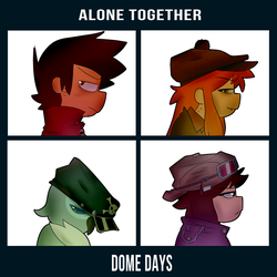 Dome Days by HorrorFreakArt