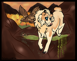 'Take the Leap!' by autumn-corpse