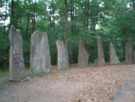 Standing Stones 7 by steward