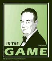 Bill O'Reilly in the Game by Conservatoons