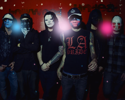 Hollywood Undead Wallpaper by DucereExemplo