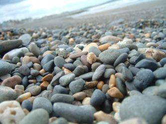 i see pebbles by BoSZ