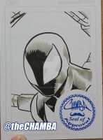 FCBD2016 - Iron Spider by theCHAMBA