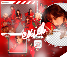 EXID | PACK PNG | I LOVE YOU by KoreanGallery