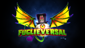 FUGLIEVERSAL Logo by JWraith