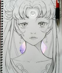 +Sailor Moon Eclipse+ by larienne