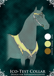Ico Test Collar Design for XxPoisonSoldatxX by SweetLittleVampire
