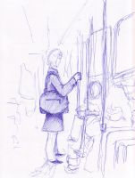 Random fuckers on the bus 152 by Inaimathi