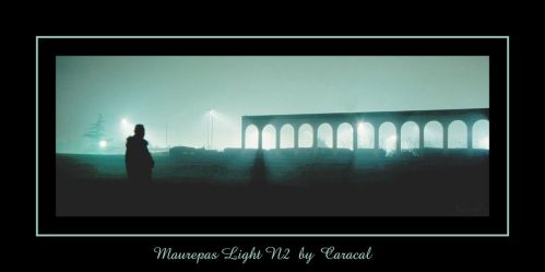 Maurepas Light N2 by caracal