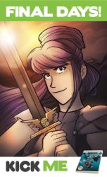Sombulus Book 1 Kickstarter - Final Days! by TheDelphina