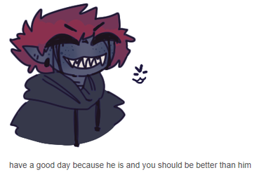 Eyeless Jack Delete Your Account by fishgrin