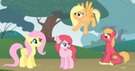 AU2 - FlutterMac Family by MagicClan