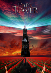 The Dark Tower - (G@BRIEL GR@Y) - Poster Mockup by GBRIELGRY
