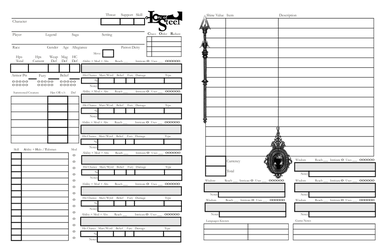 Lore of Steel Character Sheet by mdhicks1