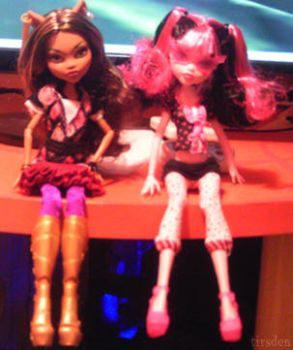 omg dollies by tirsden