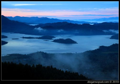 THE LAND OF A THOUSAND HILLS by dogansoysal