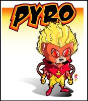 Pyro :: after hclix by DiMaio