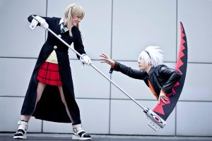 Soul Eater - Teamwork by Andy-K
