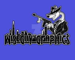 WiseGuy Graphics Logo by Aggrotard