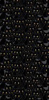 Kitties Background (F2U) by DominickLuhr