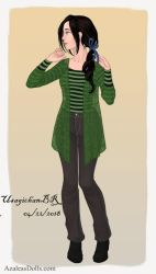 Casual Style - Mantis by UsagichanBR