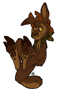 [P] River Roo by FlSHB0NES