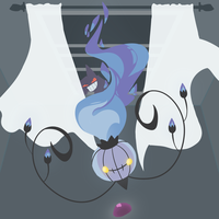 Chandelure by House-Finch