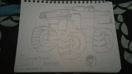Motorstorm Monster Truck by RooKIEbest70